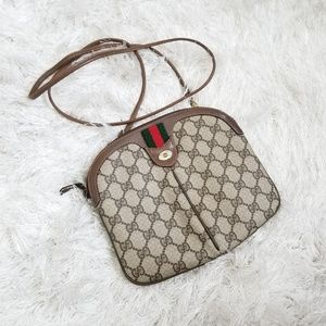 Gucci Vintage GG Monogram Crossbody